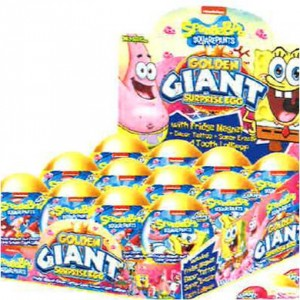 Giant Surprise Eggs